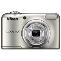 デジタルカメラ COOLPIX A10SLV シルバー