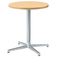 テーブル SC-X0606R-NB ナチュラルビーチ