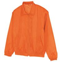 裏メッシュブルゾン オレンジ Lサイズ
