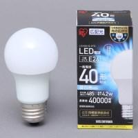 LED電球40W E26 広配光 昼白色 LDA5N-G-4T3
