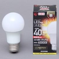 LED電球40W E26 広配光 電球色 LDA5L-G-4T3