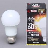 LED電球60W E26 広配光 電球色 LDA9L-G-6T3