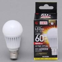 LED電球60W 広配光 電球色 LDA8L-G-E17-6T3