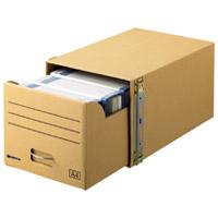 書類保存キャビネット A4判用10個 D089J-10