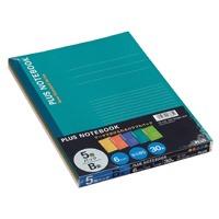 ノートブック NO-003BS-5CP B5 B罫 5冊