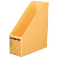 ボックスファイル FL-052BF A4S 黄