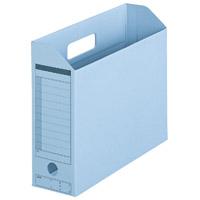 ボックスファイル FL-051BF A4E ロイヤル青