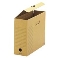 ボックスファイル FL-081BF 蓋付 A4E