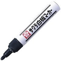 ホワイトボードマーカー WBK#49 中字 黒