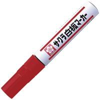 ホワイトボードマーカー WBK#19 中字 赤
