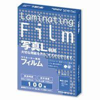 ラミネートフィルム BH904 写真L判 100枚