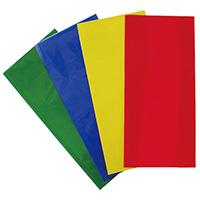 カラーセロファン 4色入 320×440 120枚