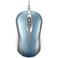 ブルーテック有線マウス MA-BL1BL ブルー