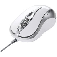 ブルーテック有線マウス MA-BL1W ホワイト
