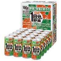 缶1日分の野菜 190g/20本