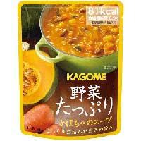 カゴメ かぼちゃのスープ 160g 30袋