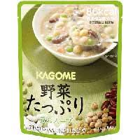 カゴメ 豆のスープ 160g 30袋