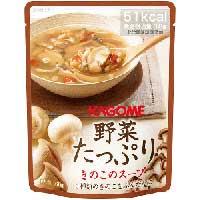 カゴメ きのこのスープ 160g 30袋