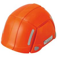 折りたたみヘルメットNo.100 オレンジ