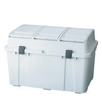 3分類ゴミ容器 120T GBBE098 GY