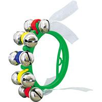 ハンドベル ZHB-50 GRE 緑