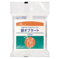 H025袋オブラ-ト100枚入り