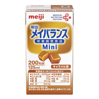 明治メイバランスMini キャラメル味(24入