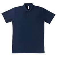 イベントポロシャツ MS3108 LL ネイビー