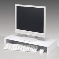 液晶モニタスタンド MR-LC101WK ホワイト