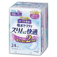 吸水セーフティスリムタイプ快適中量用24