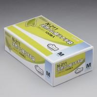 天然ゴム極うす手袋M N-211