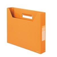 ボックスファイルスリム FL-022BF A4 NVO