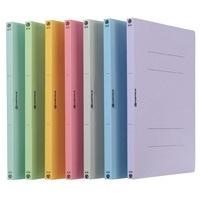 ◆フラットファイル D017J-BL A4S 青 10冊
