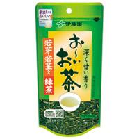おーいお茶 若芽・若茎入り緑茶 100g