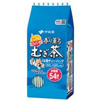 香り薫る麦茶ティーバッグ 54パック