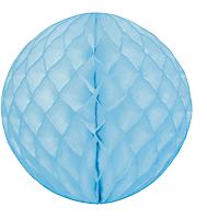 ハニカムボール30cm ターコイズ