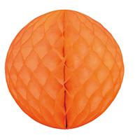 ハニカムボール30cm オレンジ