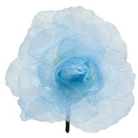 コサージュ チェリーⅡ ブルー