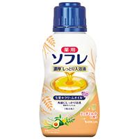 ソフレ入浴液リッチミルク480ml
