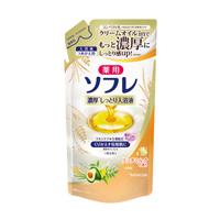 ソフレ入浴液リッチミルク替400ml