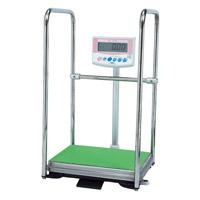 手すり付体重計 DP-7101PW-T