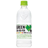 GREEN DAKARA 550ml24本