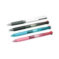 ラバー2色ボールペン 1P 539-01B