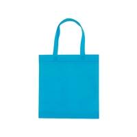 カラフルトートバッグ ブルー 535-02B
