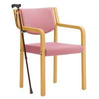 福祉用椅子PD‐7205ライトピンク