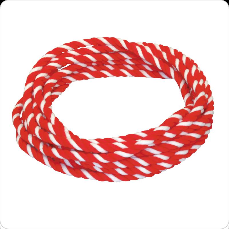 紅白幕用ロープ