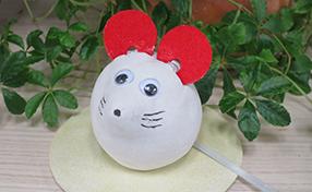 ゆらゆら動く カプセルマウス