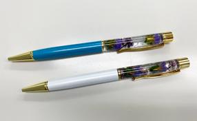 ボールペン製作! ~世界に1つの自分いろのハーバリウム~