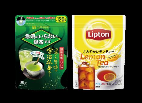 急須のいらない緑茶です