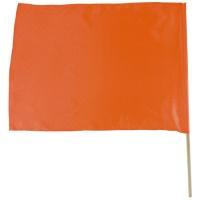 ◎サテン大旗(オレンジ) 44265